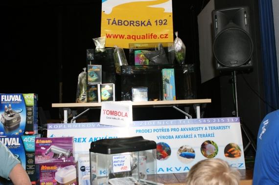 Akvaristická burza Brno