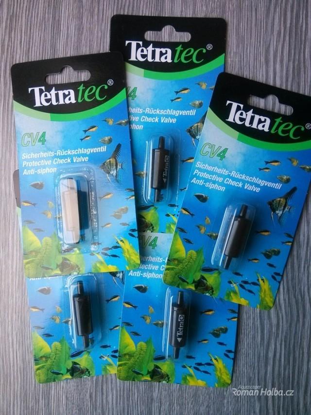 Zpětný ventil Tetra