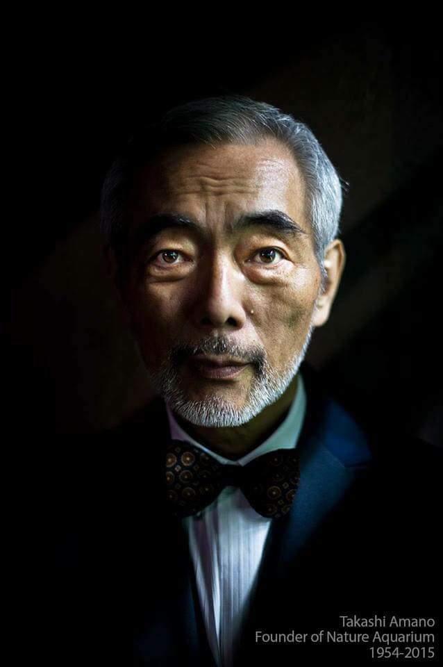 Takashi Amano 1954-2015